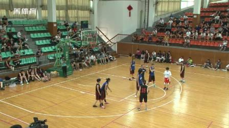 2019 校园篮球教练员培训班视频 半场人盯人防守