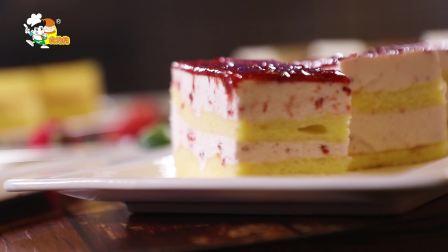 食为先:草莓慕斯怎么做?哪里可以学?