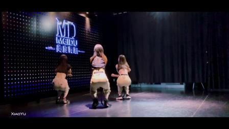南京美度舞蹈培训 #爵士舞#小鱼老师好久没跳性感爵士舞啦,太有魅力了