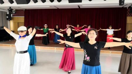 紫:竹园舞蹈站着等你三千年学跳