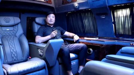 GMC商务车G760天玺版详解视频