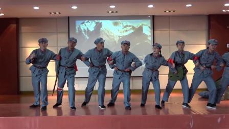 国家税务税务总局丹东市振兴区税务局庆祝中国成立98周年主题党日《伟大的旗帜》