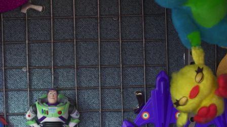 《玩具总动员4》我是你好朋友_巴斯光年