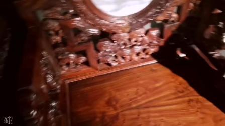 王义红木家具红木中堂,最讲面子的家具