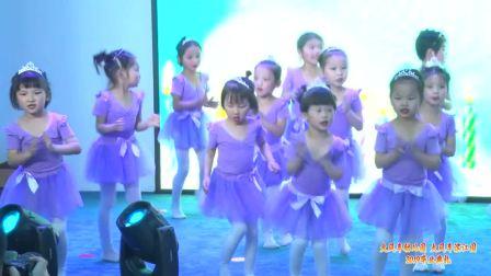 泰和县大风车幼儿园2019毕业典礼(全程)