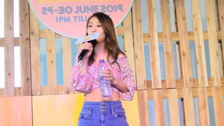 Crystal張紋嘉&蘭桂坊CHILLAX啤酒音樂節2019 - 願你自由地唱歌x最佳男主角x對我有感覺