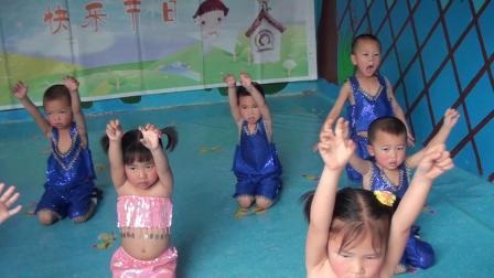 5.小班集体舞《小星星》