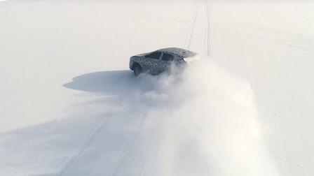 威马汽车 WELTMEISTER EX5牙克石冬季测试宣传片