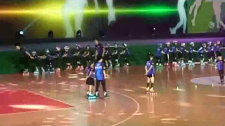 昆山市高新区第三届运动会开幕式节目《活力》