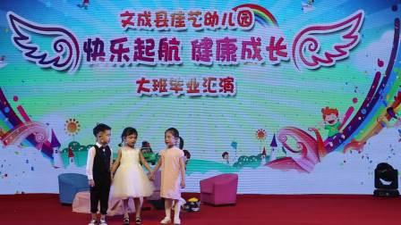 文成县佳艺幼儿园2019