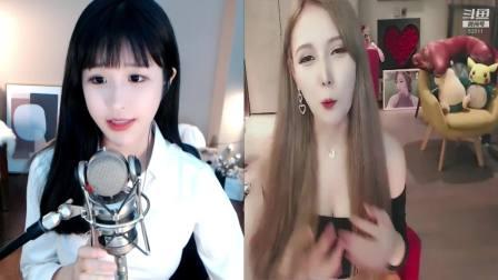 斗鱼女主播米儿啊i直播视频2019.6.28