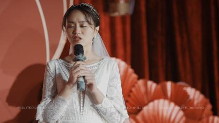 【GUO&DAI】和悦婚礼微电影-贝壳电影工作室