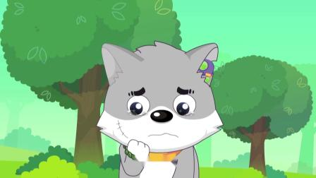 听到小灰灰的声音,灰太狼的内心更加的纠结了