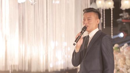 [秀时影像]2019.6.30陕西宝鸡枣园宾馆主持人·强硕  现场视频