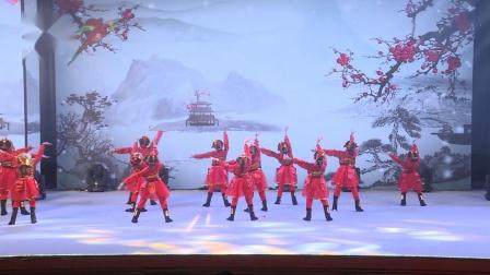 115、群舞《花木兰》星耀杯2019艺耀中华舞蹈展演广东总评选-6月9日