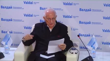 Экспертная дискуссия с участием последнего президента Югославии Борисава Йовича