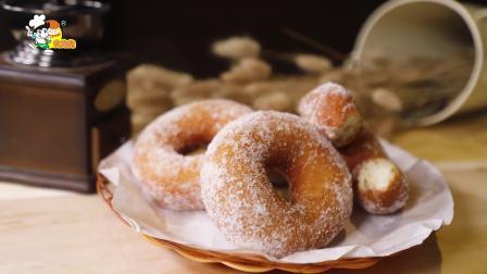 食为先:甜甜圈怎么做?哪里可以学?