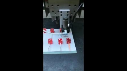 视觉点胶机,视觉裱花机,食品骰子点糖机。