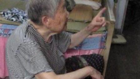 83岁老李朗诵