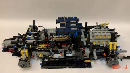 LEGO 乐高科技系列 42083 布加迪奇龙 遙控版本,一起改車吧!