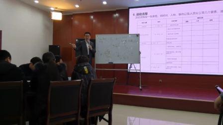 史杰松老师辅导中国电信高管讲解《社会渠道炒店与市场活动策划训练营》