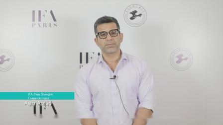 2019年6月20日IFA Paris时装大秀后教师采访