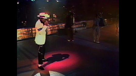 Youku X你好迈迷   MJ1988年英国温布利演唱会