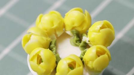 王森学校杨玲教你蛋糕裱花 雅安蛋糕裱花培训学校学费是多少