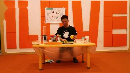 【宝贝成长必修课--艺术】色香味俱全的艺术小厨房