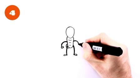 [孩子们一起学英语 | 第8期] 怎么画一只卡通蚂蚁