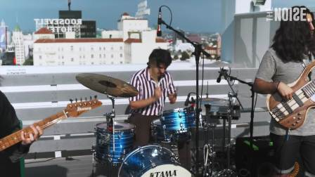 Watch Chon Perform Waterslide In Hollywood Rooftop Riots