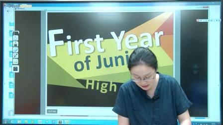 暑期班初中一年级英语培训班(创新双师)-黄玉娇-星期五-13-20-00-15-20-00-第6讲