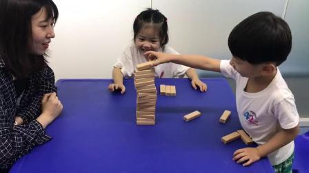 发育迟缓儿童语言训练杭州语言发育迟缓训练治疗视频杭州昕禾教育4