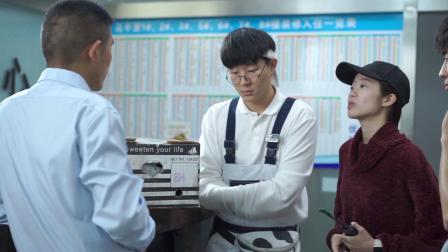 《你的未来已签收》幕后大公开,一分钟带你窥视导演的工作日常
