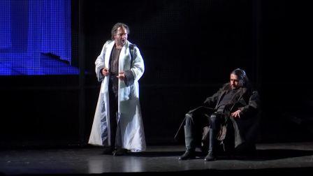 威尔第歌剧《奥赛罗》主演:阿兰尼亚夫妇 2018年3月18日维也纳国家歌剧院