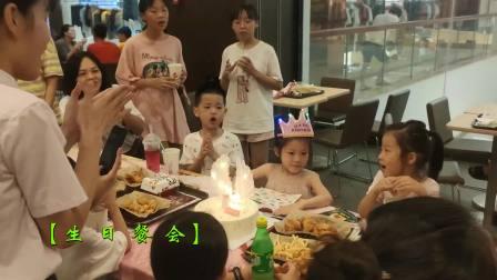 肯德基KFC带动跳(7月16日)七点场+生日餐会+八点场_75分钟全程完整版