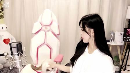 斗鱼女主播莉爷酱丶直播视频2019.7.16