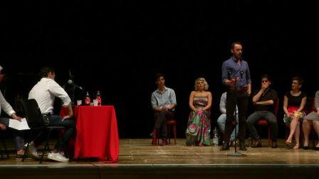 弗洛雷兹 声乐大师班 2019年7月16日 -  Juan Diego Florez