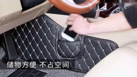 君晓天云全包围汽车脚垫专用 于广汽菲亚特菲翔致悦派力奥西耶那菲跃 丝圈