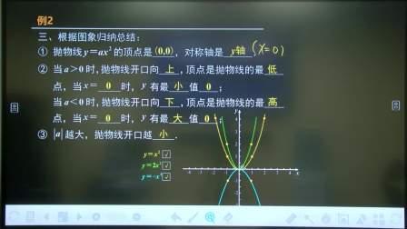暑期班初中三年级数学培训班敏学宝中定制双师-第5讲-