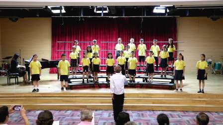 2019 YK Pao School Summer Choral Course - Final Performance (2)