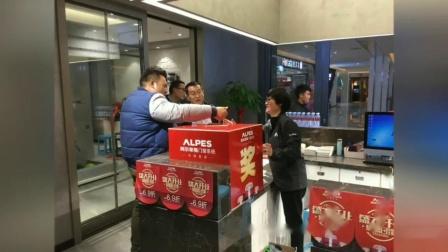 2019中国十大门窗品牌_阿尔卑斯门窗店开业23天卖102万!