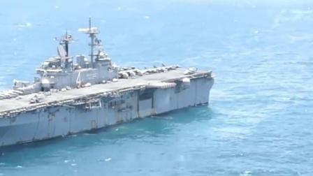 美国宣布击落一架伊朗飞机 遭伊朗副外长嘲讽