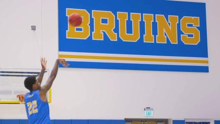 Sights & Sounds- 2019 UCLA Men's Basketball Summer Workout