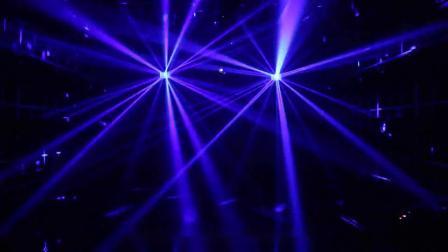 ktv蝴蝶灯led舞台灯光设备光束灯七彩灯酒吧灯光ktv灯光旋转灯爆闪声控彩灯雷射灯镭射灯家用室内ktv闪光灯