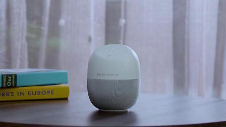 DOSS德士 小度版智能音箱ai语音助手声控智能音响蓝牙可携式家用百度精灵小杜智能机器人蓝牙音箱小杜智能音箱