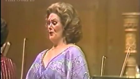玛莉莲.霍恩 帕瓦罗蒂 萨斯兰 1981年纽约音乐会 - Joan - Pavarotti - Marilyn