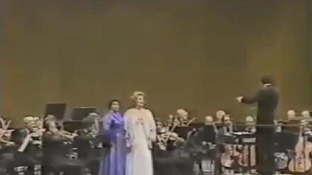 女高音: 萨斯兰 女中音: 霍恩 1979年纽约林肯中心音乐会 - Joan - Marilyn