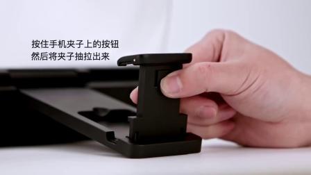 投影手机屏幕放大器新款看电视抗反光放大镜摺叠式萤幕投射创意