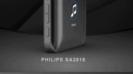 君晓天云飞利浦mp3蓝牙版DSD无失真音乐播放器hifi学生迷你可携式小型随身听